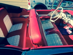 Olds interior